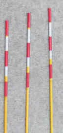 Height Measuring Poles
