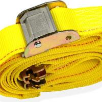 Load tie down straps